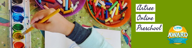 Artree: online preschool